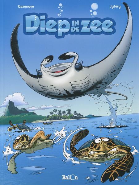 Diep in de zee 3 Deel 3