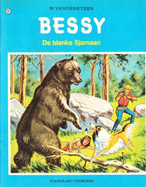 Bessy 107 De blanke sjamaan