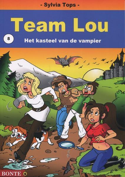 Team Lou 8 Het kasteel van de vampier