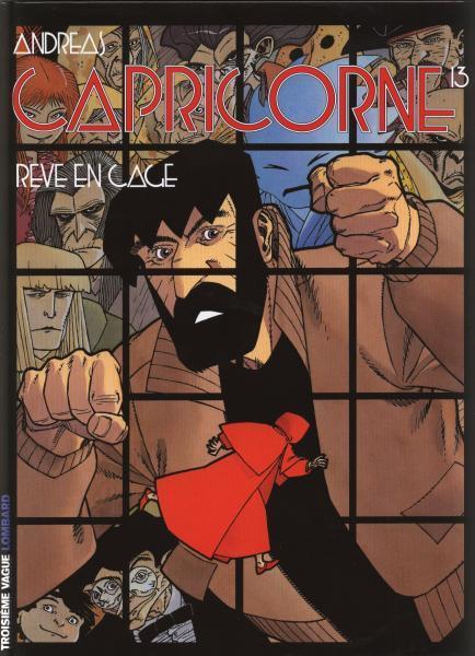 Capricornus 13 Rêve en cage