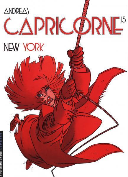 Capricornus 15 New York