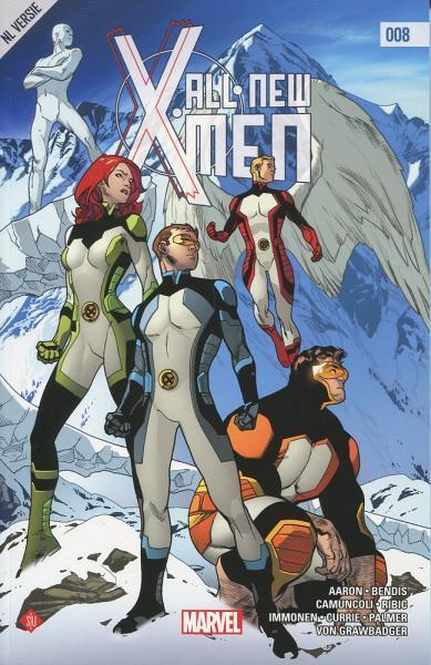 All-New X-Men (Standaard) 8 Deel 8