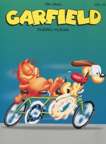 Garfield dubbel-album (Loeb) 38 Deel 38