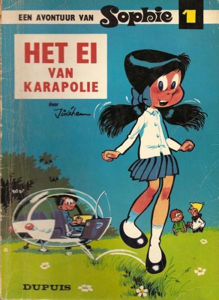 Sophie 1 Het ei van Karapolie