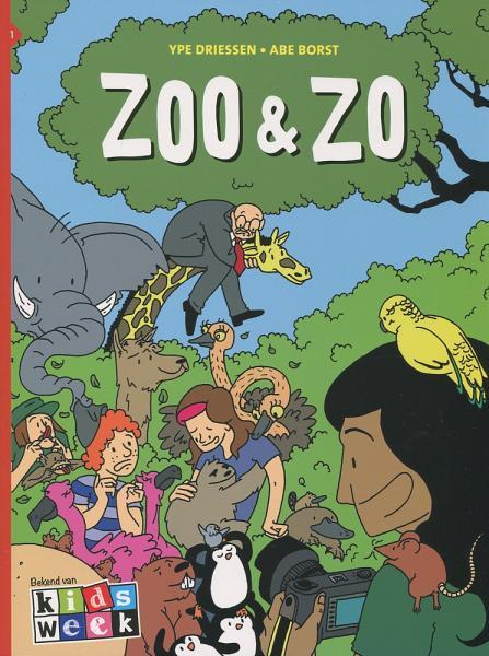 Zoo & zo 1 Deel 1