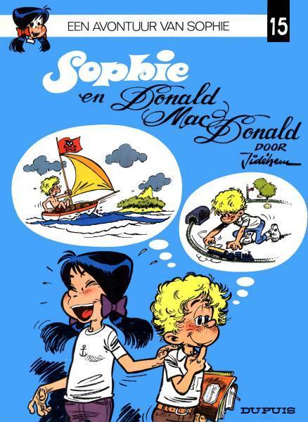 Sophie 15 Sophie en Donald Mac Donald