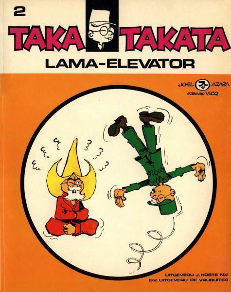 Taka Takata 2 Lama-elevator