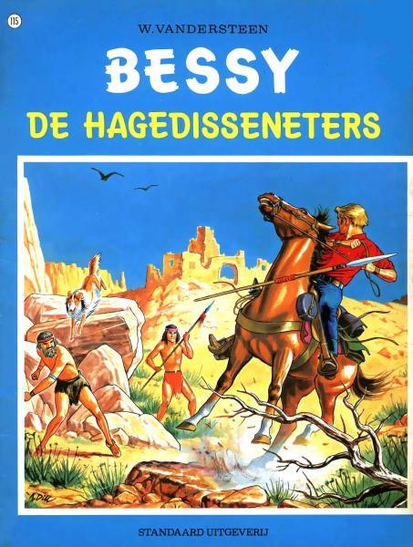 Bessy 115 De hagedisseneters