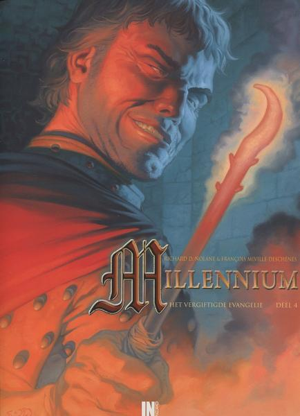 Millennium (Nolane) 4 Het vergiftigde evangelie