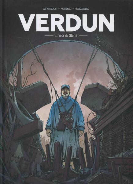 Verdun 1 Voor de storm