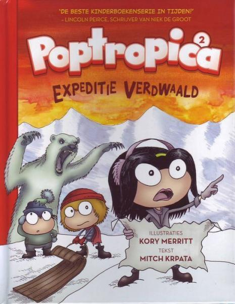 Poptropica 2 Expeditie verdwaald