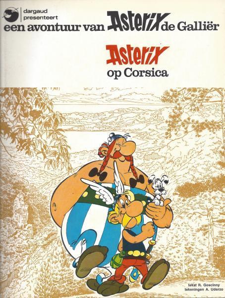 Asterix 20 Asterix op Corsica