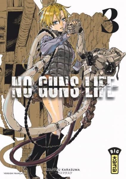 No guns life 3 Tome 3