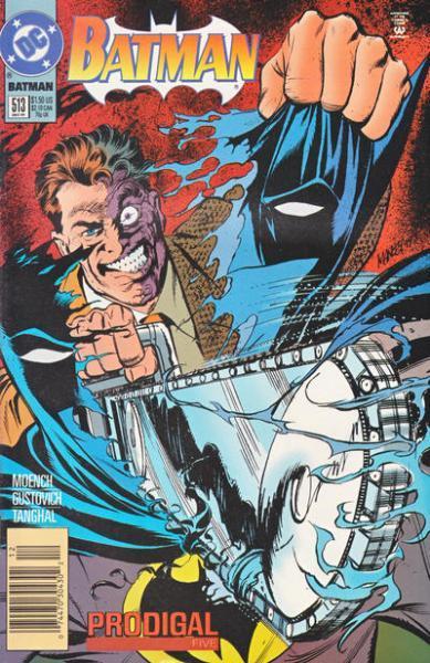 Batman 513 Prodigal, Part 5: Double Deuce
