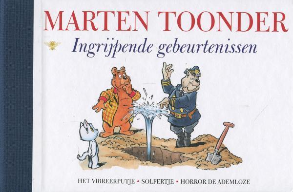 Tom Poes en heer Bommel (De Bezige Bij) A10 Ingrijpende gebeurtenissen