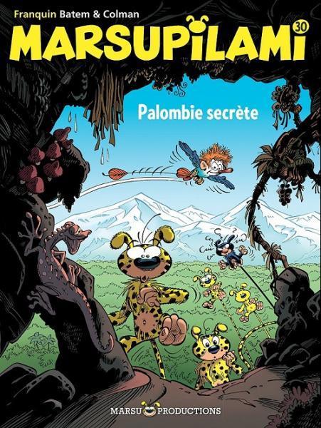 Marsupilami 30 Palombie secrète
