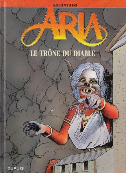 Aria 38 Le trône du diable