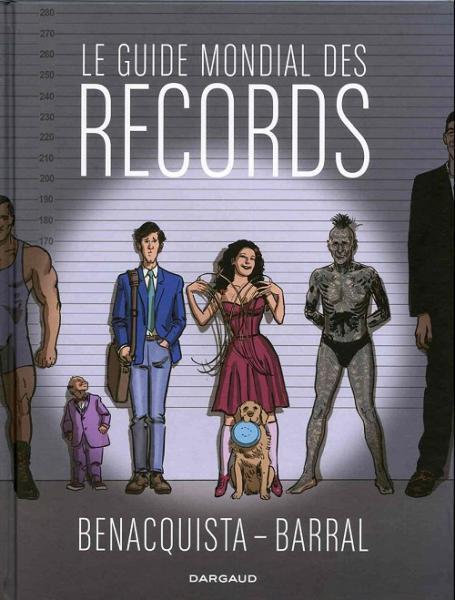 Le guide mondial des records 1 Le guide mondial des records