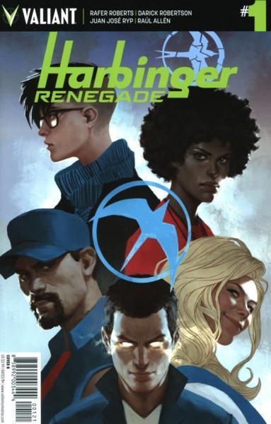 Harbinger Renegade 1 Issue #1