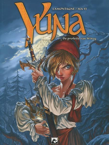 Yuna 1 De profetie van Winog