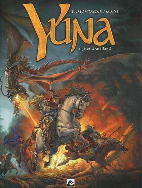 Yuna 2 Het grafeiland