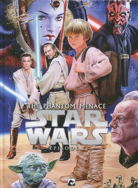 Star Wars Remastered Filmboek 1 The Phantom Menace