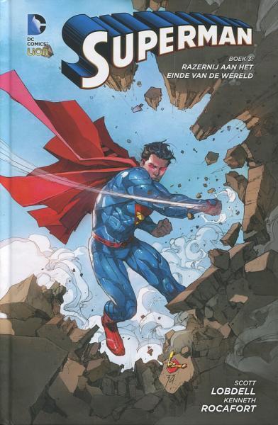 Superman (Lion) 3 Razernij aan het einde van de wereld