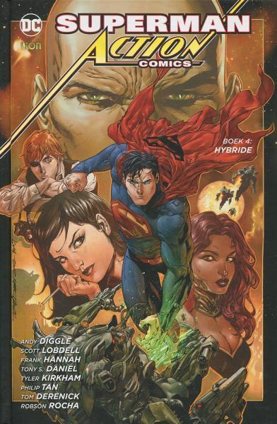 Superman Action Comics (Lion) 4 Hybride
