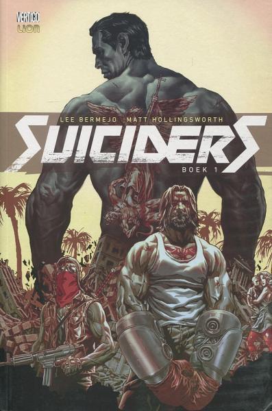 Suiciders (Lion) 1 Boek 1