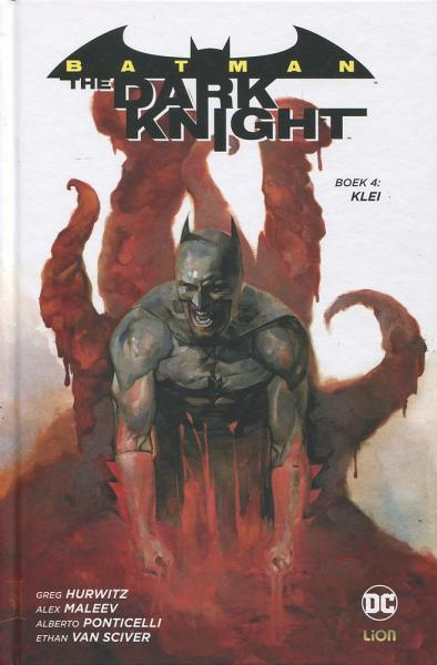 Batman: The Dark Knight (Lion) A4 Klei