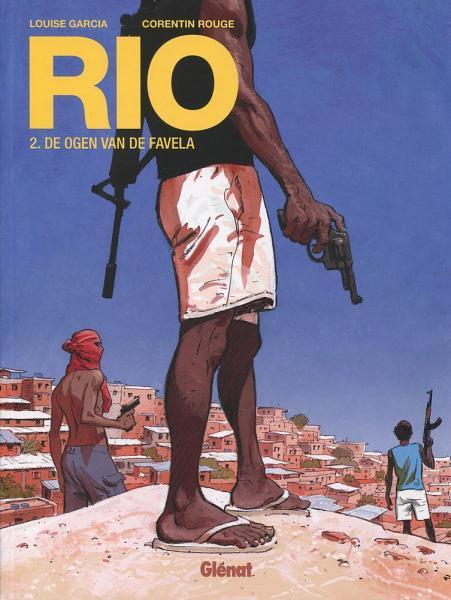 Rio (Rouge) 2 De ogen van de favela