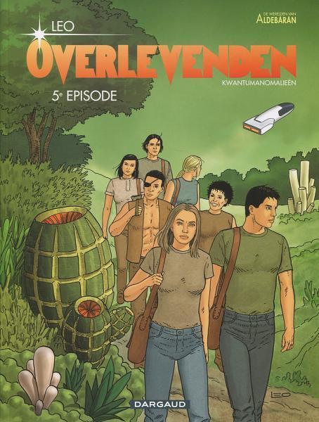 Overlevenden - Kwantumanomalieën 5 5e episode