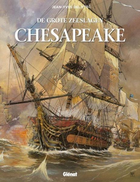 De grote zeeslagen 1 Chesapeake