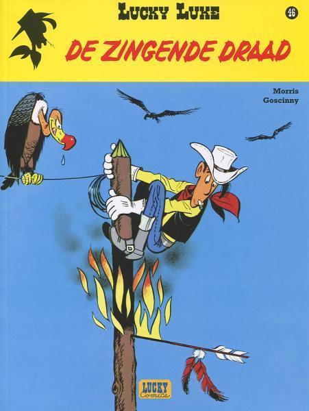 Lucky Luke (Lucky Comics, hernummering) 46 De zingende draad