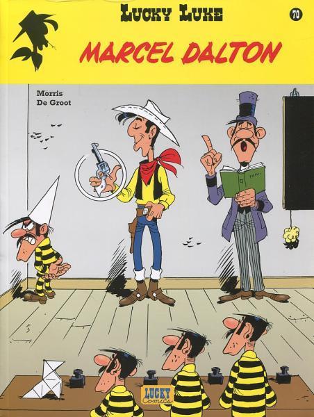 Lucky Luke (Lucky Comics, hernummering) 70 Marcel Dalton