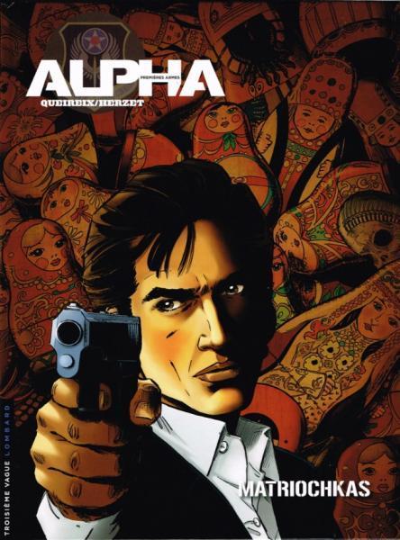 Alfa: Eerste wapenfeiten 4 Matriochkas