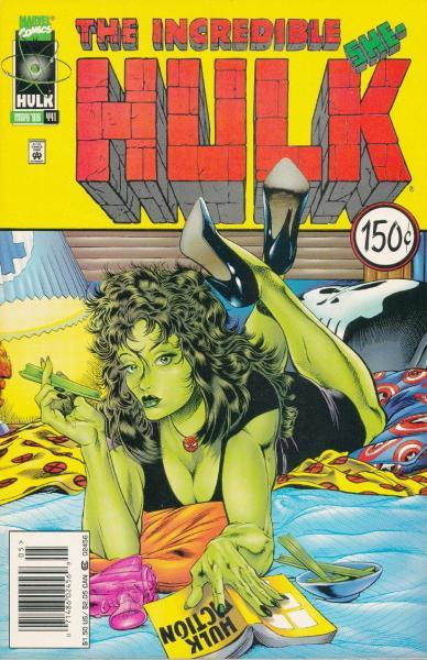 The Incredible Hulk 441 Hulk Fiction