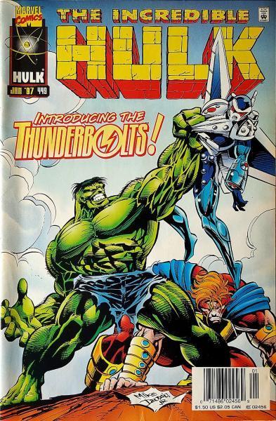 The Incredible Hulk 449 Brakoow