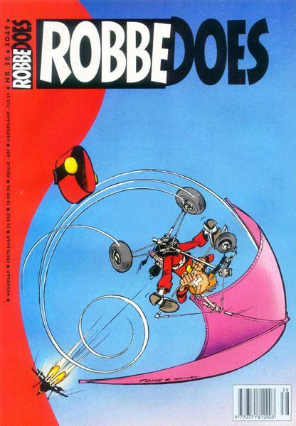 Robbedoes - Weekblad 1996 (jaargang 59) 3049 Nummer 38