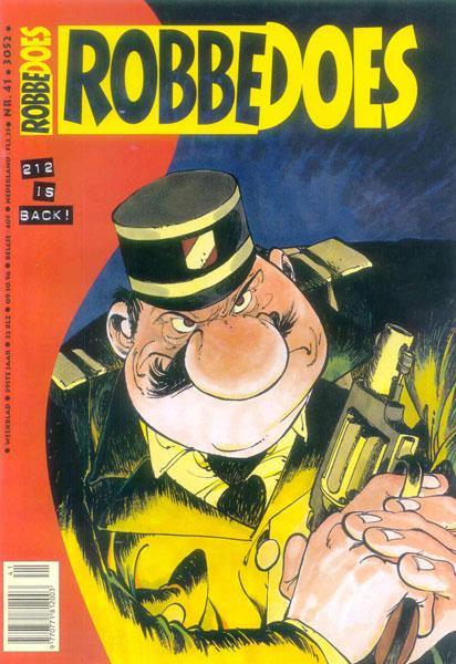 Robbedoes - Weekblad 1996 (jaargang 59) 3052 Nummer 41