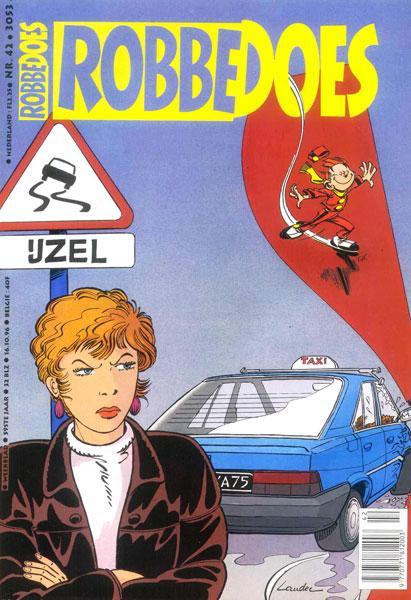 Robbedoes - Weekblad 1996 (jaargang 59) 3053 Nummer 42