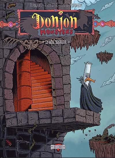 Donjon monsters 4 Le noir seigneur