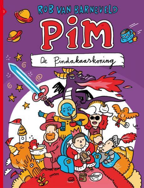 Pim 3 De pindakaaskoning