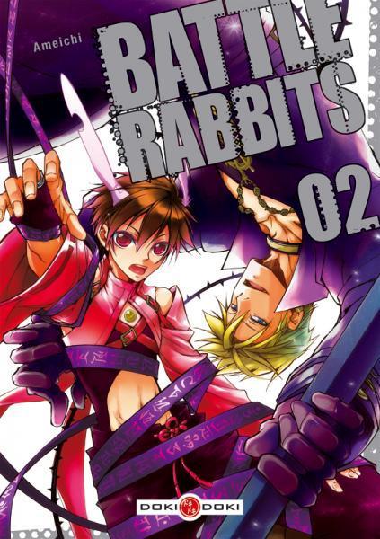 Battle Rabbits 2 Tome 2