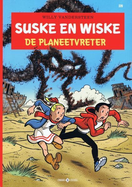 Suske en Wiske 339 De planeetvreter