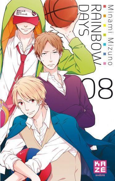 Rainbow Days 8 Tome 8