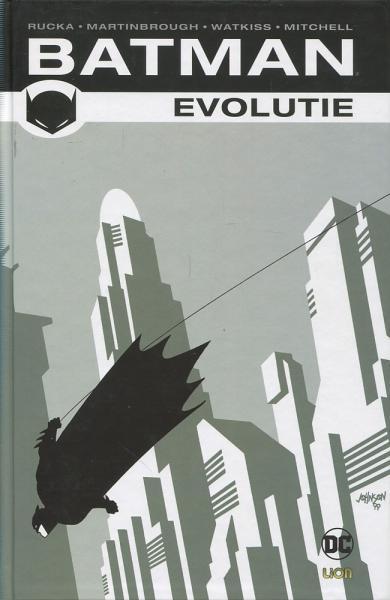 Batman evolutie 1 Deel 1