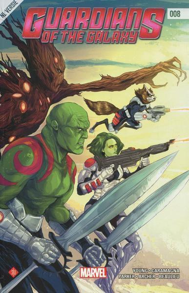 Guardians of the Galaxy (Standaard) 8 Deel 8
