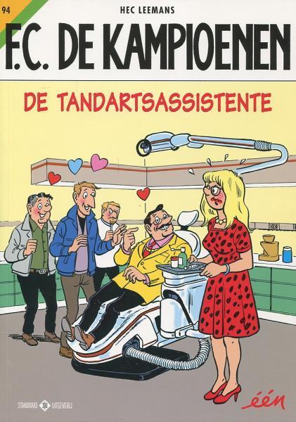F.C. De Kampioenen 94 De tandartsassistente