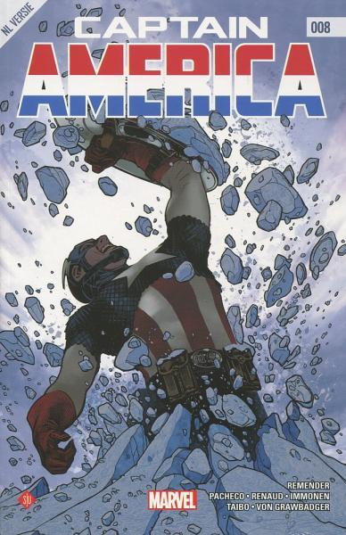 Captain America (Standaard) 8 Deel 8